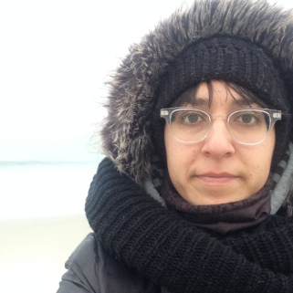 on the beach in winter.jpg